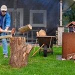 hout-hakken